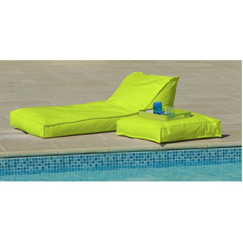 pack pouf transat peneloppe coussin de sol packtoo. Black Bedroom Furniture Sets. Home Design Ideas