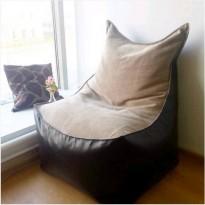 Pouf fauteuil élephant