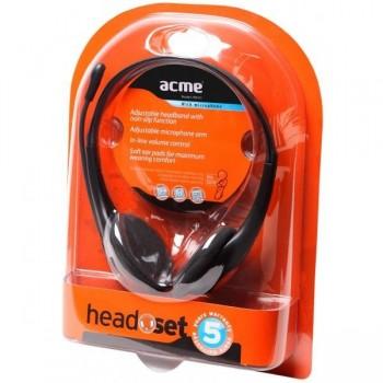 Casques avec microphone ACME HM01