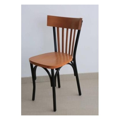 Chaise industrielle Zellige