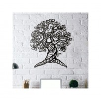 Metal wall art Life's tree
