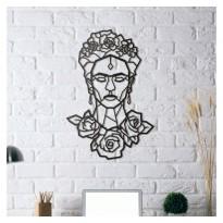 Metal wall art Frida Kahlo