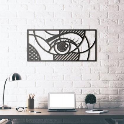 Metal wall art Hypnosis