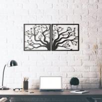 Metal wall art Flatre