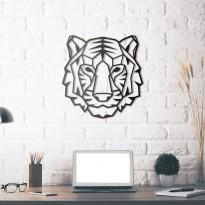 Metal wall art Tiger
