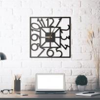 Horloge mural en métal Thèmes
