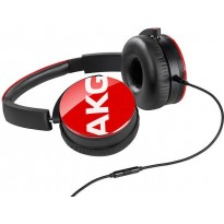 Casque Audio bluetooth AKG Y50  Rouge