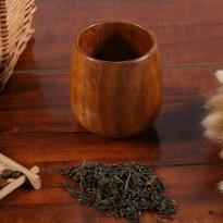 Gobelet en bois fait main - pour vin, café , thé