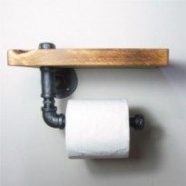 Industrial toilet paper reserve