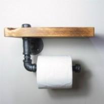 Réserve de papier toilette industrielle