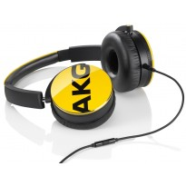 Casque Audio bluetooth AKG Y50  Jaune