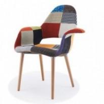 Set de 2  chaises design