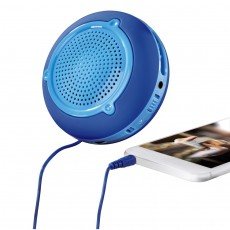 Hama 'Pocket' Haut-parleur mobile, BLEU