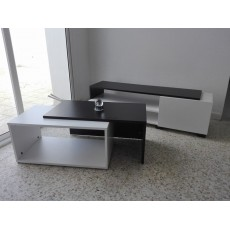 Pack meuble tv casa + table basse casa