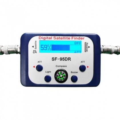 Digital Satellite Finder - Détecteur de satellite haute sensibilit