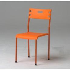 Chaise Mega peint