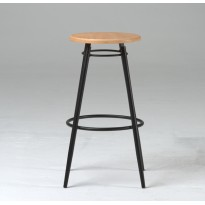 Vinyl Stool without back