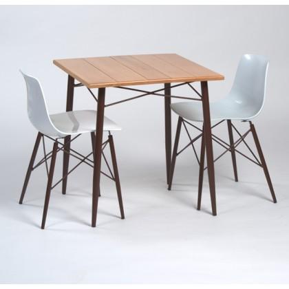 Table vintage Carrée