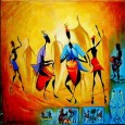 Tableaux | composition Africana