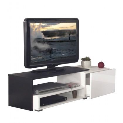 Meuble tv avec tiroir casa couleur meuble tv blanc - Meuble tv avec tiroir ...