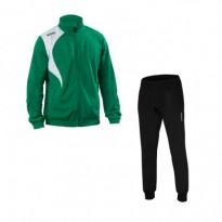 ERREA Kit Tracksuit Clayton -Green white+ Sintra D580G-090