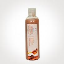 Masque & après-shampoing au cannelle et miel