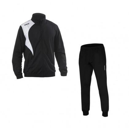 ERREA Kit Tracksuit Clayton -Black White+ Sintra D580G-250