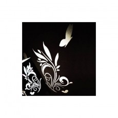 Bucolic candleholder